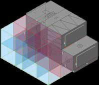 Les models REVIT pour VERSO Pro sont générés individuellement pour chaque projet